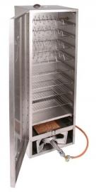 Rookoven Scarlino 120 x 39 x 33 Gegalvaniseerd (totaalpakket / Met raam)