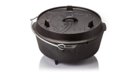 Petromax Dutch Oven FT6 (7,6L) met pootjes