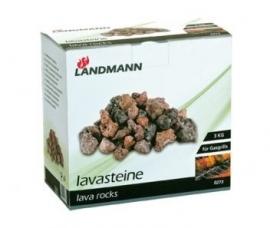 Landmann Lava rocks
