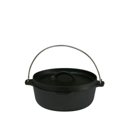 Gietijzeren Dutch Oven Small (The Bastard)
