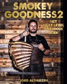 Smokey Goodness 2 Het Next Level BBQ Boek