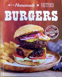 Homemade Burgers Boek