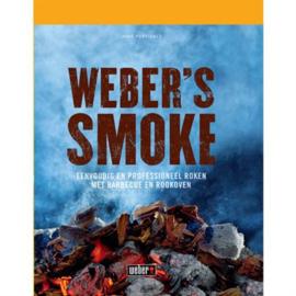 """Boek """"Weber's Smoke"""" - Jamie Purviance"""