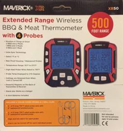 Maverick thermometer XR50