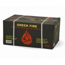 Greek Fire Briketten Tubes