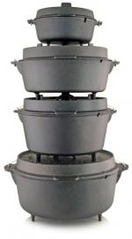 Petromax Dutch Oven FT9 (9,5L) met pootjes