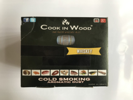 Cook In Wood Whiskey Cold Smoking Dust