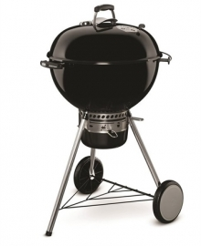 Weber Master-Touch GBS 'System Edition' Black 57cm