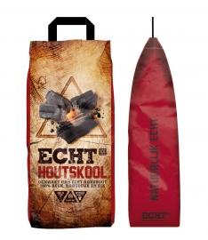 ECHT Houtskool (4,5 kg)