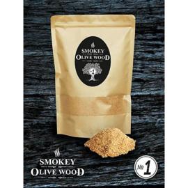 Smokey Olive Wood rookmot Nº1