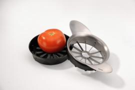 Appel en tomatendeler Pomo