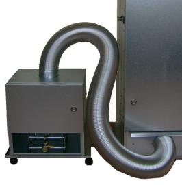 Coldsmoke Generator RVS (voor eigenbouw of diverse rookovens)