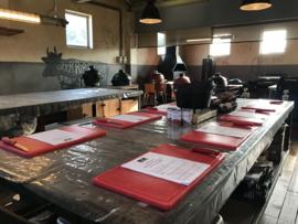 Workshop Low & Slow Barbecue (Huddie Lee Stokes) Zaterdag 7 maart 2020 (12:00 - 16:00)
