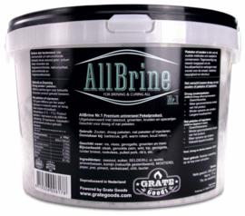 Grate Goods AllBrine Nr. 1 (emmer 8kg)