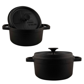 The Windmill BBQ Pan 2.0 Liter