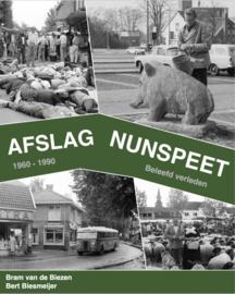 Boek op de markt 'Afslag Nunspeet'