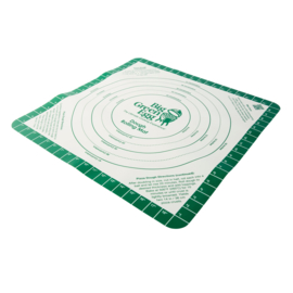 Big Green Egg Siliconen pizzadeeg-mat (met recept)