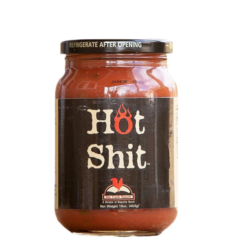Big Cock Ranch Hot Shit Sauce