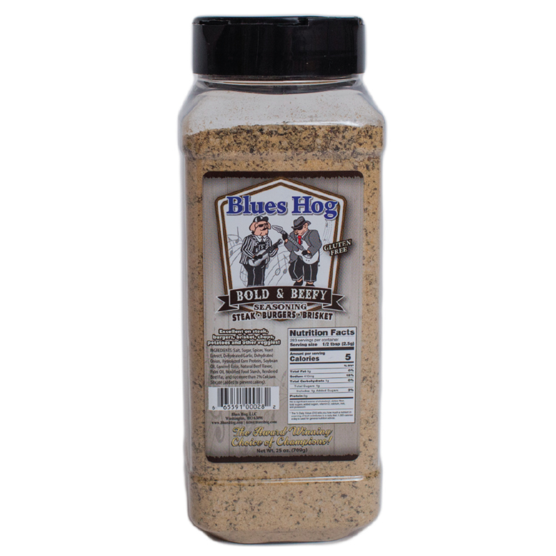 Blues Hog Bold & Beefy Rub Seasoning (737 gram)