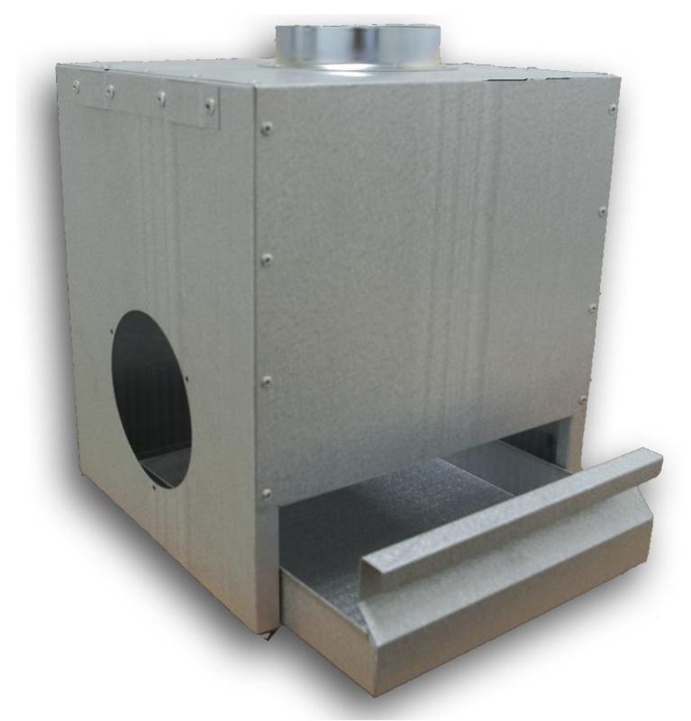 Modena Koud Rook Generator UNIT