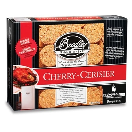 Bradley Briketten Kersen / Cherry 120 Stuks