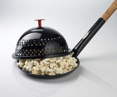 Bon-fire Poptop, popcorn net, emaljeret 28 cm diagonaal