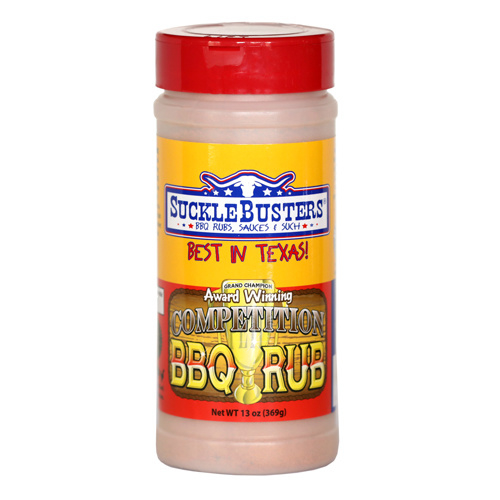 Suckle Busters Competition - BBQ Rub
