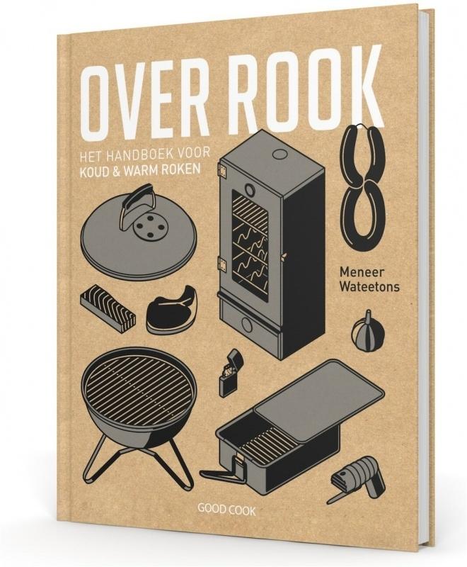 """Boek """"Over Rook """" Nieuw uitgebreid en laconiek geschreven boek over roken  (BESTE BOEK VOOR BEGINNENDE EN ERVAREN ROKER)"""