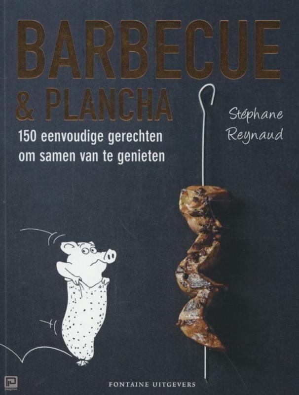 Boek Barbecue en plancha