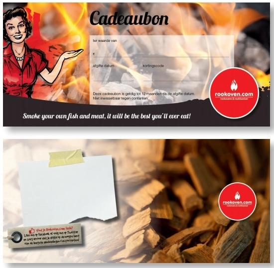 Tegoedbon / Cadeaubon t.b.v. Workshop Roken