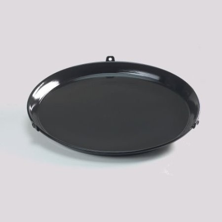 Bon-fire BBQ-pan, black enamel 60 cm diagonaal