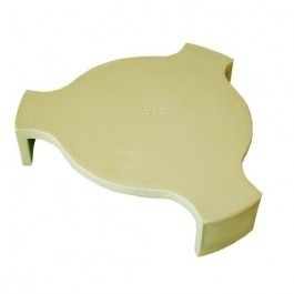 Conveggtor / Plate Setter voor Big Green Egg Large