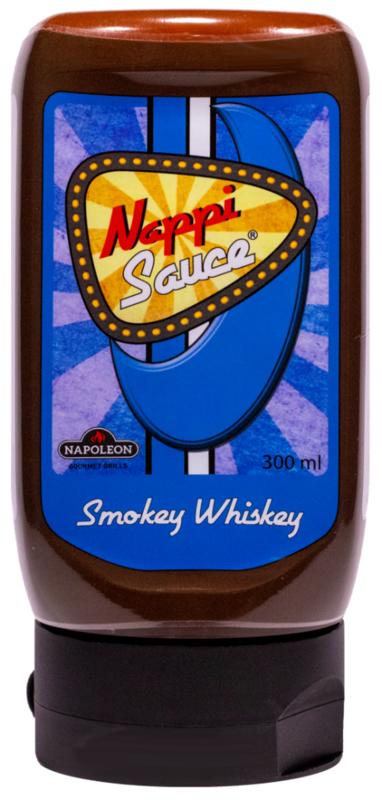 Dollie Nappi Sauce - Smokey Whiskey
