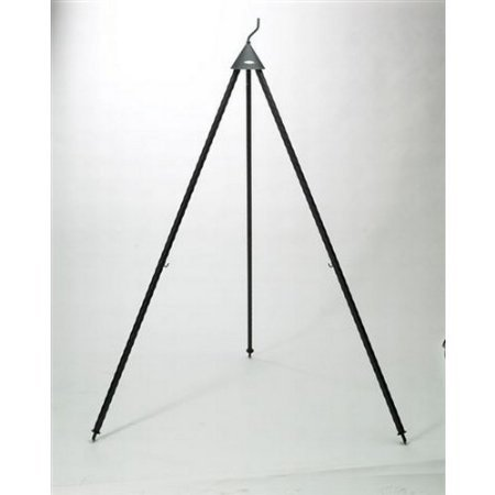 Set: Tripod, frosted black, separable 70/140 cm