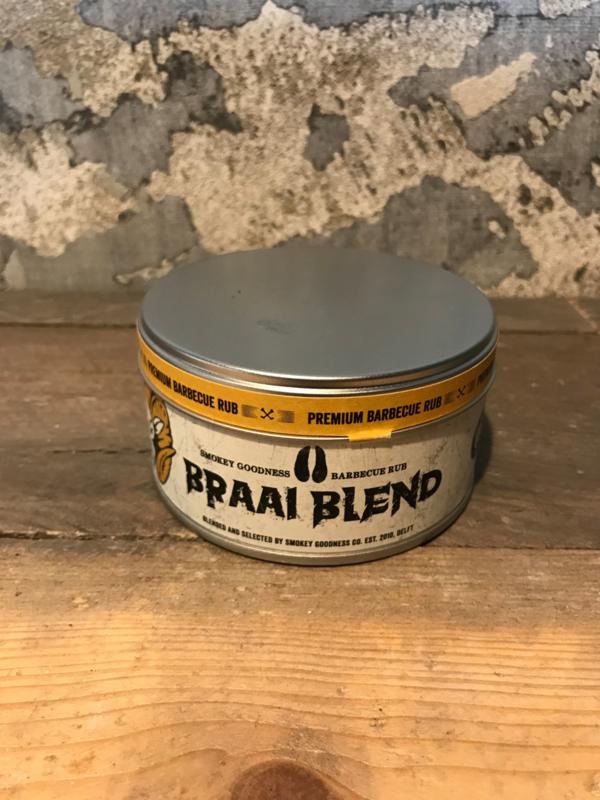 Smokey Goodness - Braai Blend Rub
