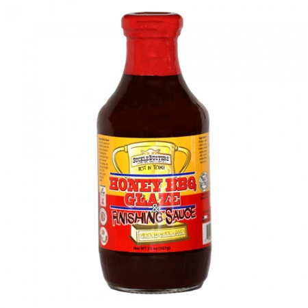 Suckle Busters - Honey BBQ Glaze & Finishing Sauce