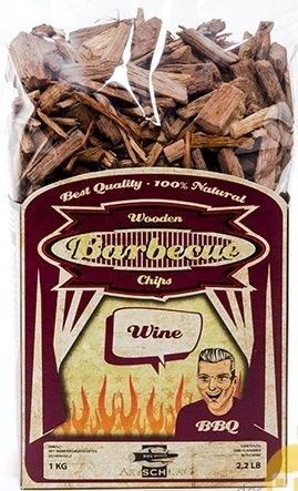Axtschlag Wood Smoking Chips Wine/Oak