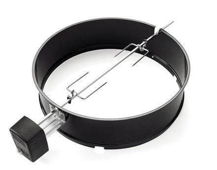 Weber braadspit/rotisserie voor houtskoolbarbecues Ø 57 CM