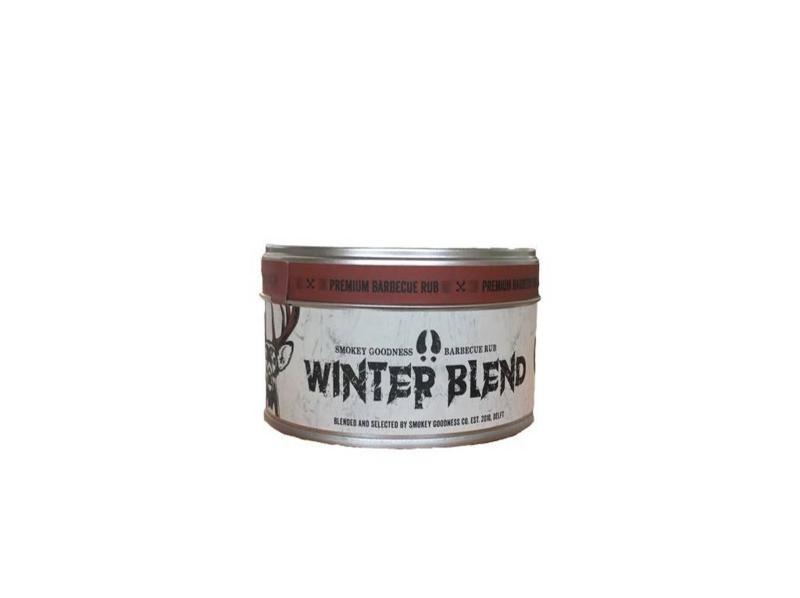 Smokey Goodness - Winter Blend