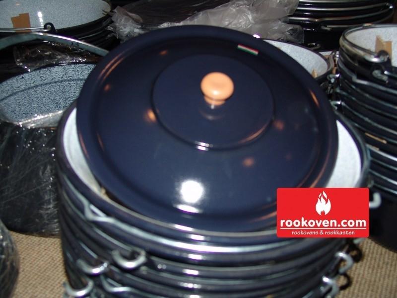 Deksel voor Goulashpan / heksenketel / kookketel 10 liter