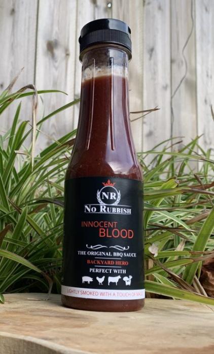 No Rubbish Innocent Blood