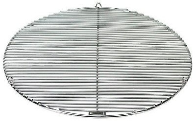 Bon-fire Grill grid, nickel plated 60 cm diagonaal