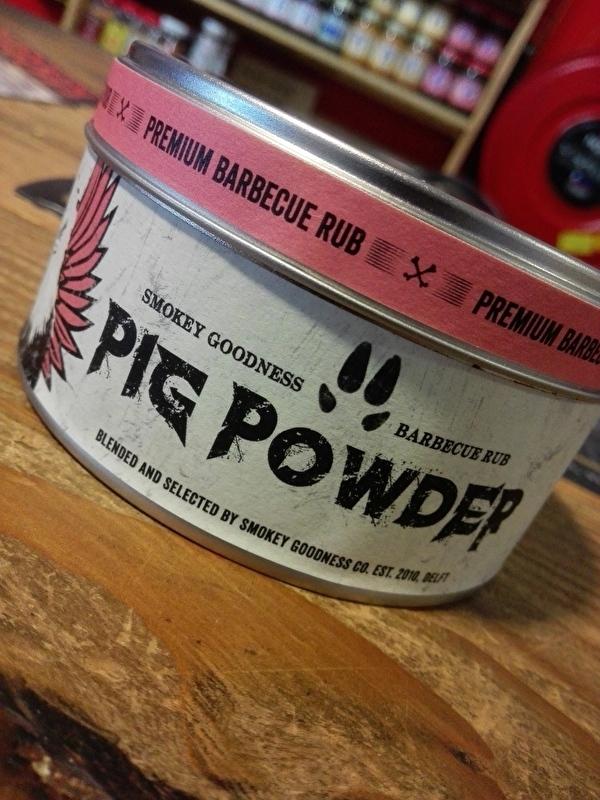 Smokey Goodness - Pig Powder Rub
