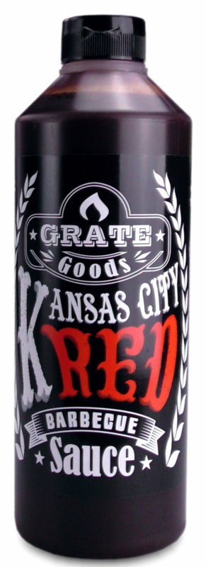 Grate Goods Kansas City Red Barbecue Sauce (775ml)