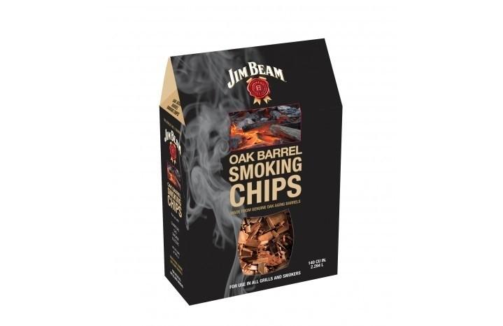 Jim Beam Eiken Rook Chips