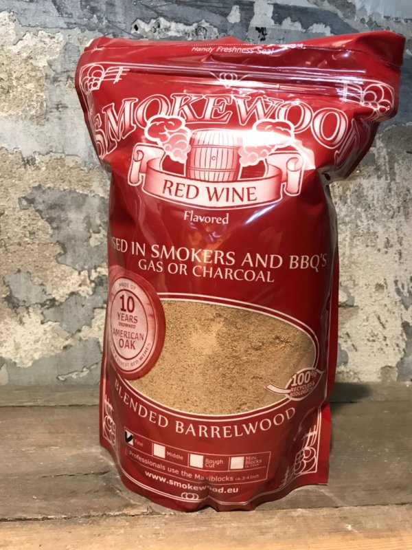 Smokewood Red Wine Fine