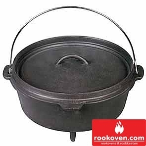 Dutch oven Barbecook 9 Ltr