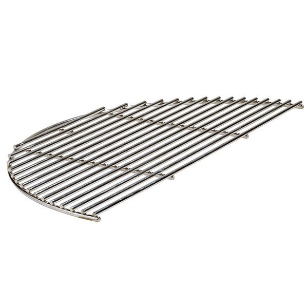 RVS Half Moon Cooking Grate (Big Joe)