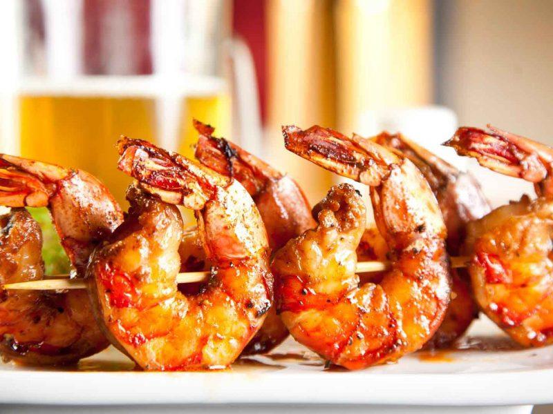 Barbecuepakket 'Meat and Shrimp Grill'