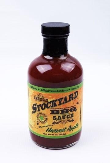 Stockyard BBQ Sauce - Harvest Apple